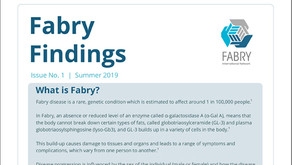Fabry Findings | Issue No. 1 | Summer 2019