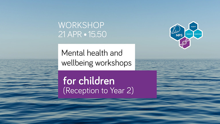 One day mental health and wellbeing workshop for children (Reception to Year 2)