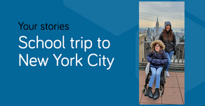 Pre-lockdown school trip to New York City