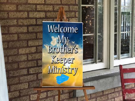 My Brother's Keeper Ministry Christmas Brunch