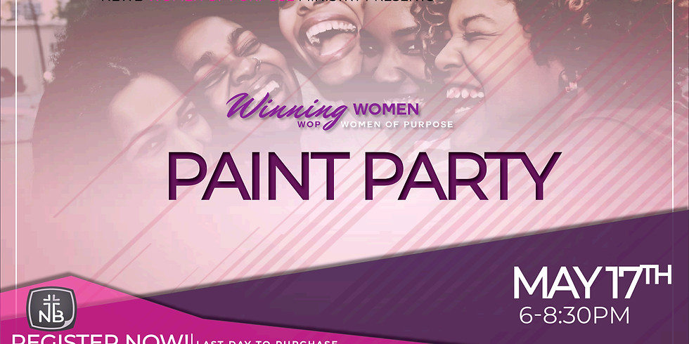 WOP Painting Party