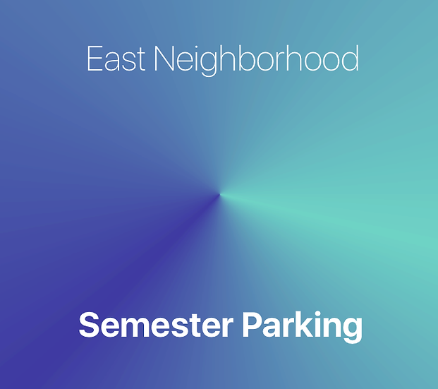East Campus - Spring Semester