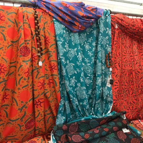 Ku'Arlu Mangga fabrics launched at Revealed 2018