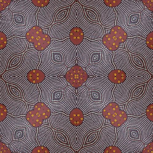 Fabric - TT Honey Ants