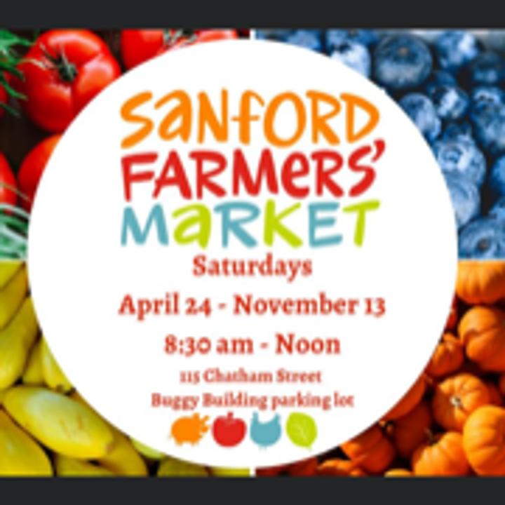 @ the Sanford Farmer's Market