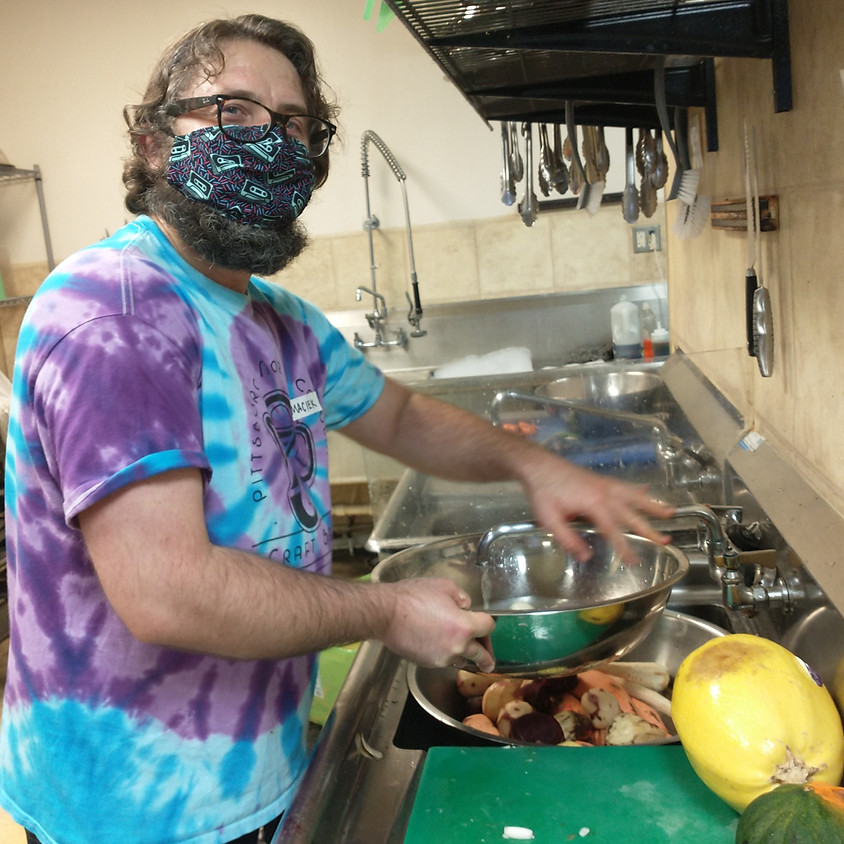 Cooking for Chatham County