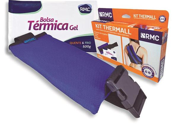 Kit Thermal - bolsa térmica - capa protetora e cinta ajustável