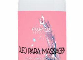 Óleo neutro para massagem - Essencial