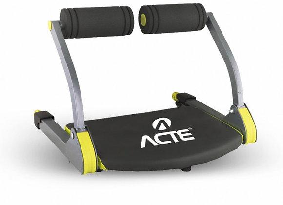 Aparelho abdominal fitness 3x1 - Acte