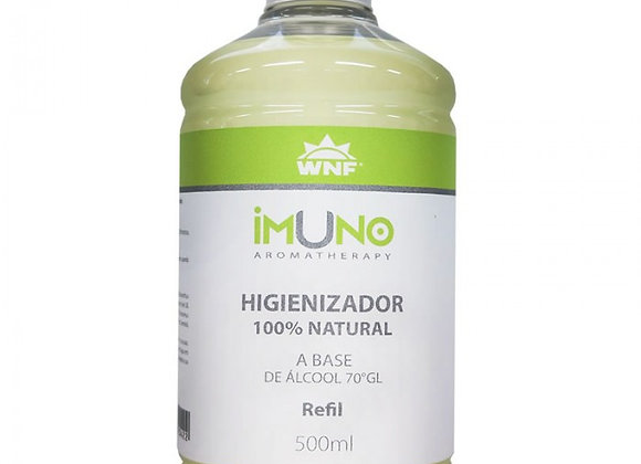 Imuno Higienizador Refil 500ml - Wnf