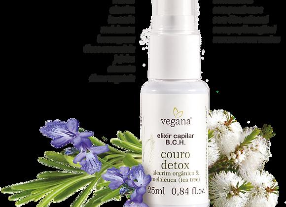 Elixir Capilar Couro Detox - Vegana