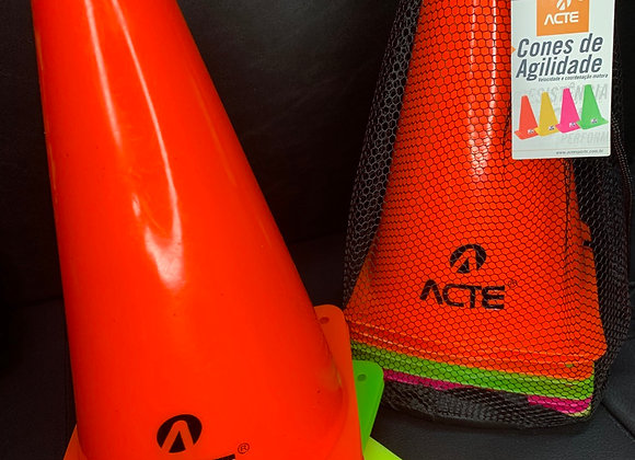 Kit Cones de Agilidade