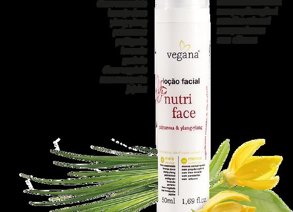 Loção Facial Nutri Face - Vegana