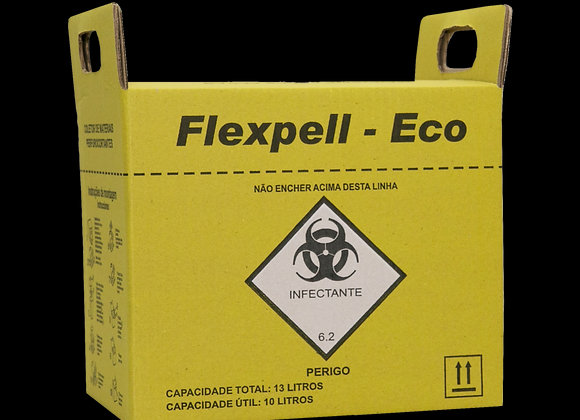 Caixa coletora perfurocortantes - Flexpell