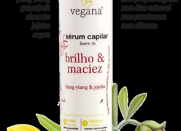 Sérum Capilar Leave In - Vegana