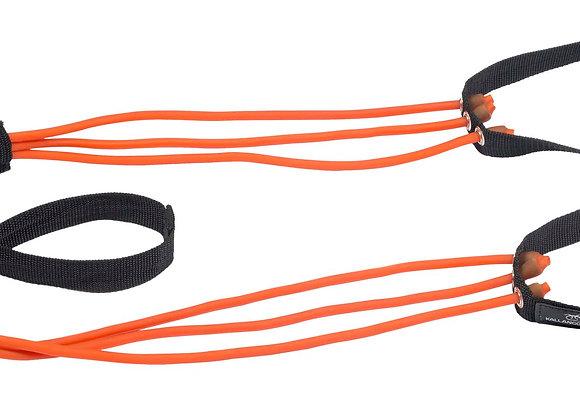Extensor tubo elástico forte corda -Kallango
