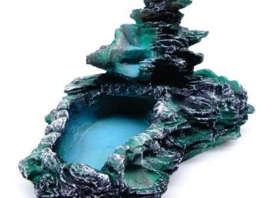 Fonte de Água Cascata Decorativa Laguinho