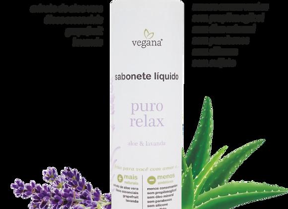 Sabonete Líquido Puro Relax - Vegana