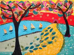 Idyllic Sail