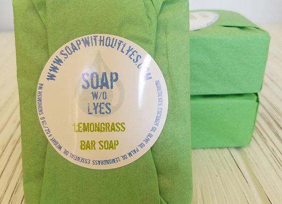 Lemongrass Bar Soap (3 pack)