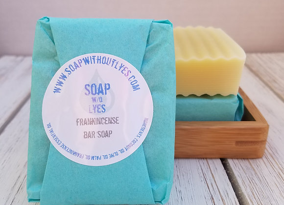 Frankincense Bar Soap (3 pack)