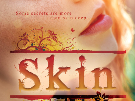 Cover reveal: Skin
