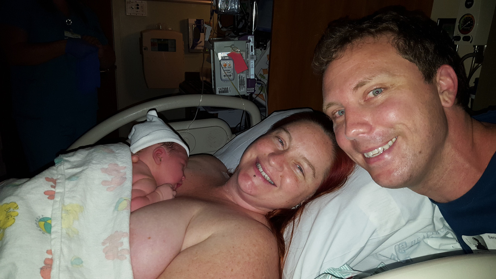 Family at last