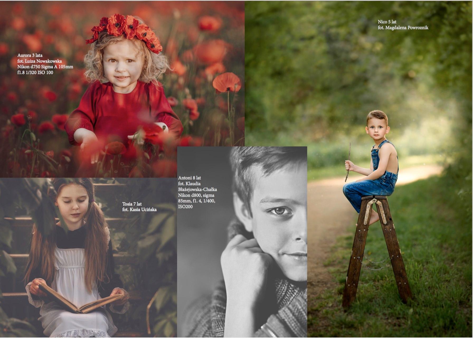 International Photography Magazine publication