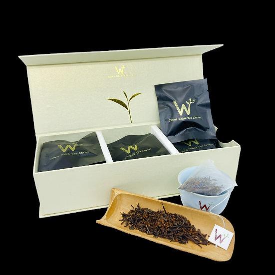 Osmanthus Dark Tea(手工桂花普洱茶)