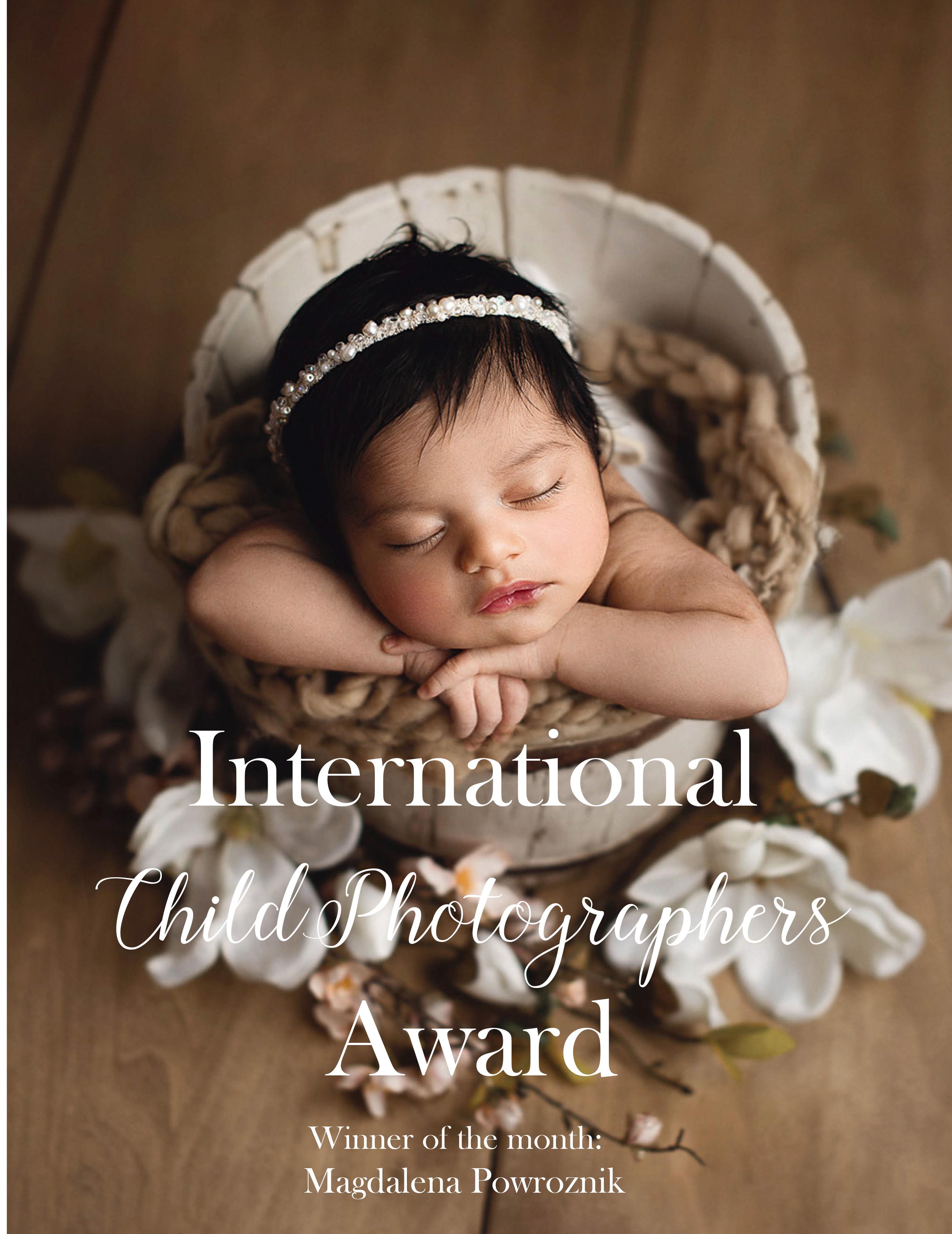 ICP AWARD Magazine Cover