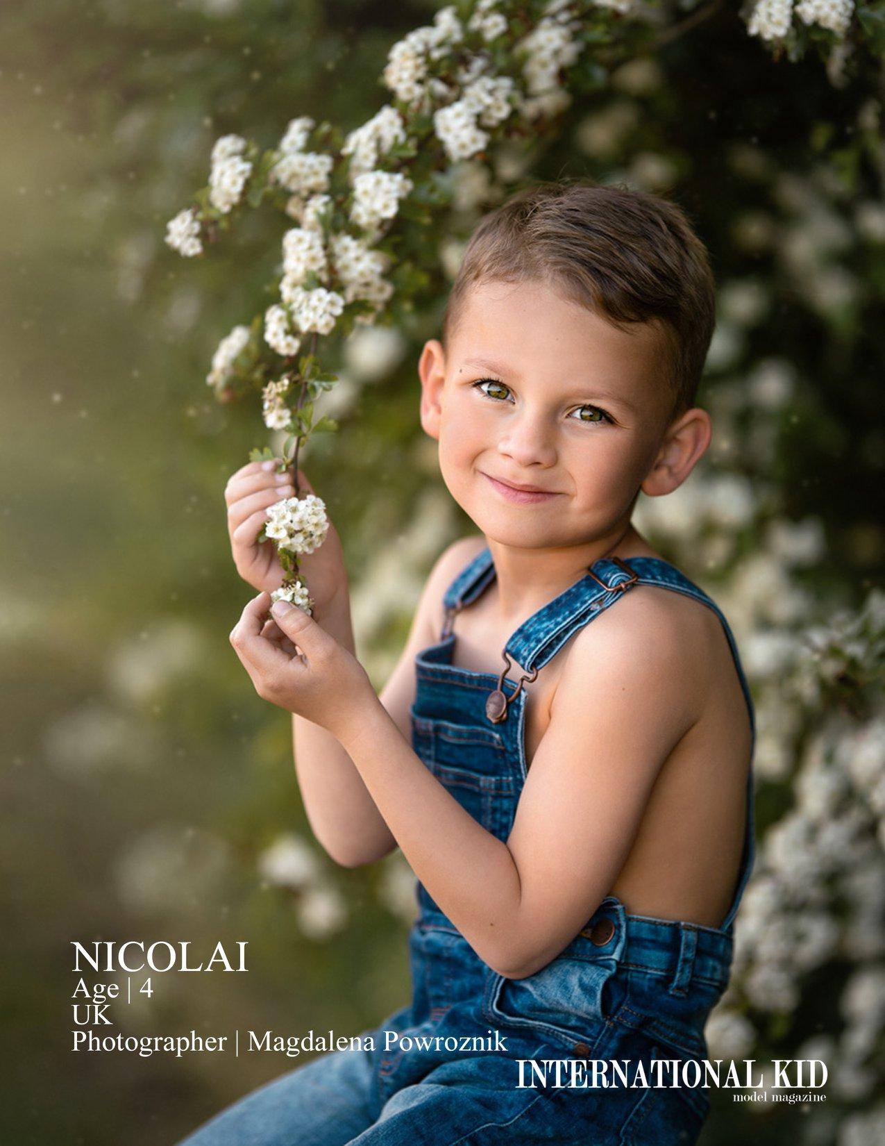 International Kids Model Magazine