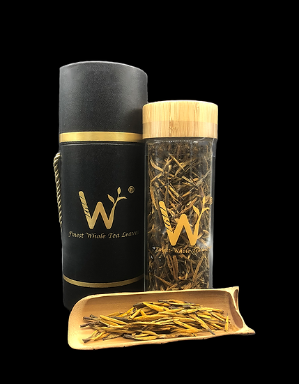 Golden Needle Black Tea (古树金毫红茶)