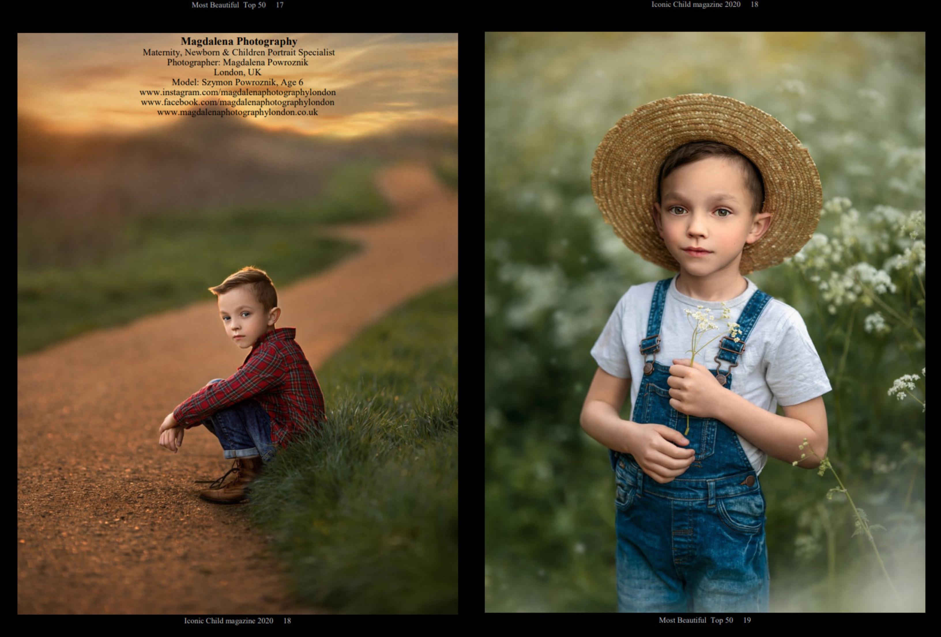 Iconic Child Magazine