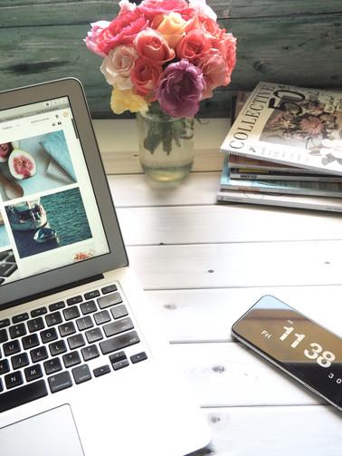 Let's get blogging