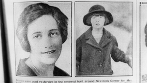 Agatha Christie's real life disappearance mystery