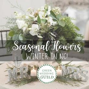 Seasonal Flowers: Winter in NC!