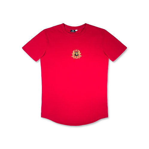 FB RED T-SHIRT