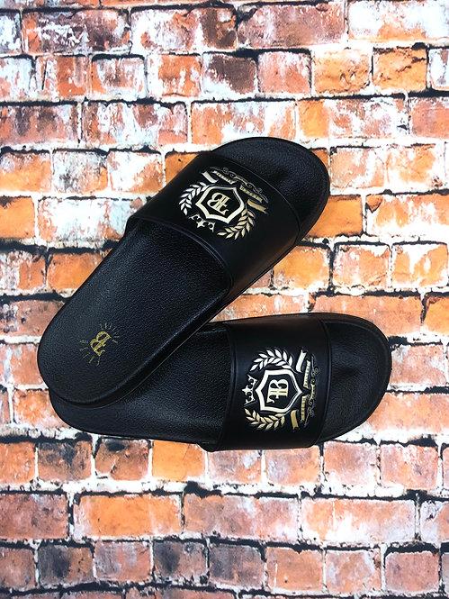 FB Black Slides