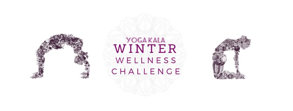 Winter Wellness challenge facebook cover