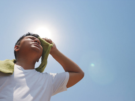 Keeping Cool: The Four Step Guide To Preventing Heat-Related Illness