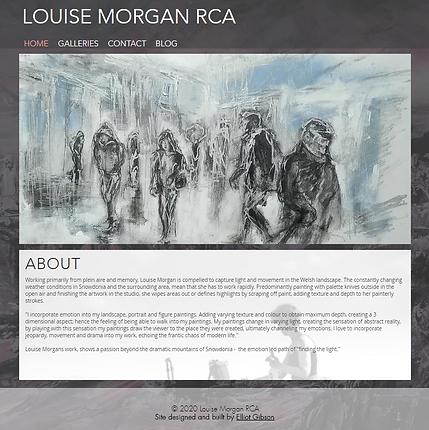 For this project, the artist required a professional responsive site displaying artworks in multiple different galleries. The site also needed a custom back-office to make it easier for the client to manage uploading and adding artworks to the different galleries.
