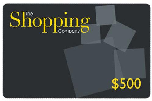 $500.00 Gift Card