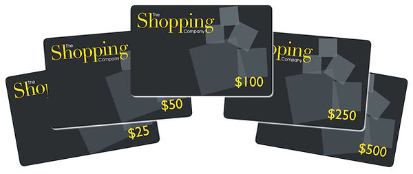 The Shopping Company Gift Card