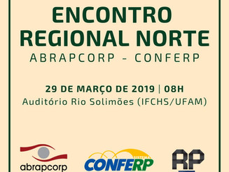 ABRAPCORP e CONFERP promovem Encontro Regional com estudantes, pesquisadores e profissionais de Rela