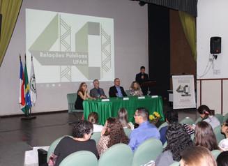 Curso de Relações Públicas comemora 40 anos com Encontro Comemorativo