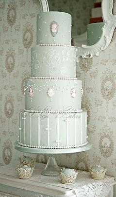 Wedding cake Marie-Antoinette Angers