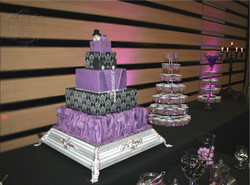 Wedding Cake Ba'Rock.