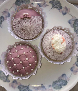 Cupcakes Haute-Couture