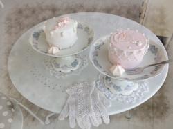 Degustation wedding cake