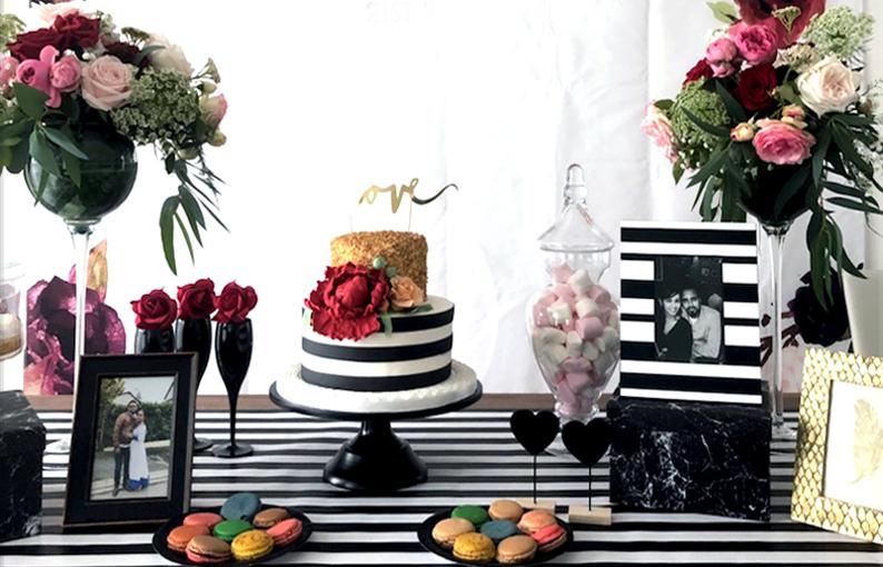 Gâteau de Fiançaille